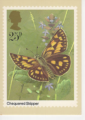 GREAT BRITAIN -  BUTTERFLY - PHQ51(d) - 1981