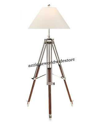 Hollywood Designer  Studio Floor Lamp Searchlight Spot Light With Tripod Stand