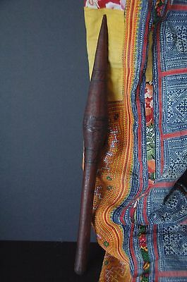 Old African Masai Carved Wooden Cattle Prodder …beautiful and unique collection
