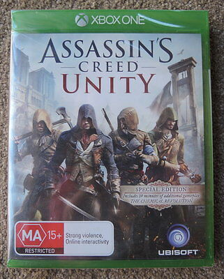 Assassin's Creed Unity - Xbox One - New and Sealed