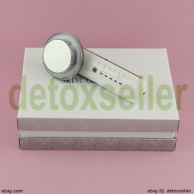 Microcurrent Ultrasonic 6in1 Contouring Slimming Treat Cellulite Therapy Massage
