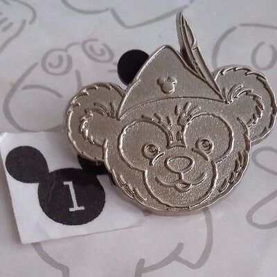Peter Pan Duffy's Hats 2013 Hidden Mickey Series Chaser Disney Pin Buy 2 Save $
