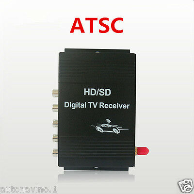50-810MHz ATSC USA Digital TV Tuner Receiver suitable for use North America
