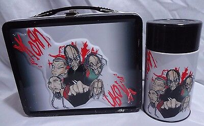 korn lunch box and thermos limited edition rare collector + free sticker
