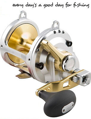 Shimano Talica 50 - 2 Speed Overhead Fishing Reel BRAND NEW at Otto's