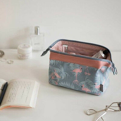 Portable Charming Multifunction Travel Cosmetic Bag Makeup Toiletry Case Pouch