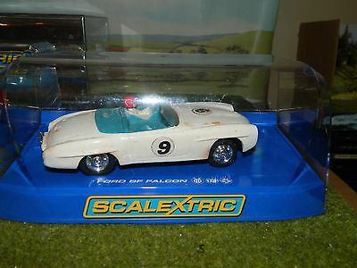 132nd Scale Vintage  'Scalextric' Mercedes 300sl early 1960's