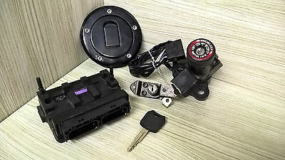 Kit Chiavi,centralina,key Kit,control Unit,ecu Kawasaki Z 750 2005