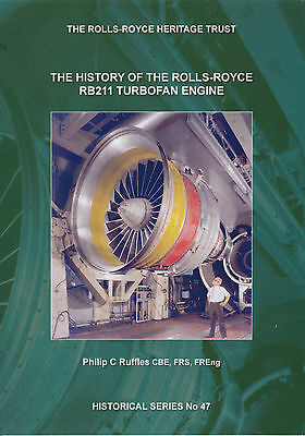 The History of the Rolls-Royce RB211 Turbofan Engine