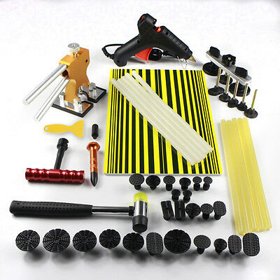 PDR Dent Lifter Hail Repair Paintless Puller Line Board Tool Removal Sticks Kits