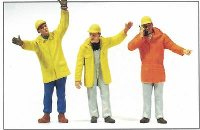 Workers Protective Clothing Preiser 63095 1 Gauge Scale 1:32 Accessorie