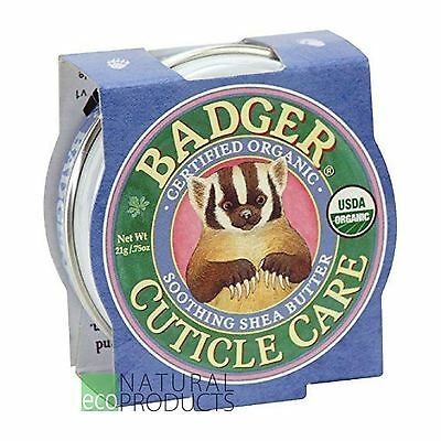 Badger  Soothing Shea Butter Cuticle Care Balm 21g