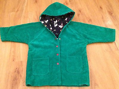 Childs Cord Coat