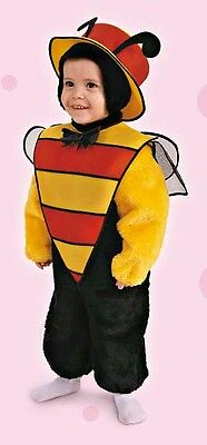 """Costume """"Abeille"""" taille 1-2 ans"""