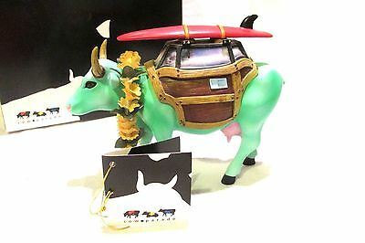 Cow Parade Cow A Bunga Figurine 2002 9148 Houston Westland Gift Ware