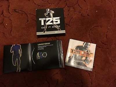 Focus T25 Workout Shaun T Like Insanity DVD