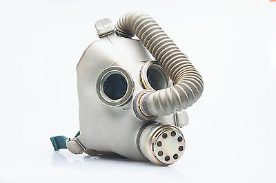 Russian child gas mask. PDF-7. Full set with bag, filter. Steampunk!