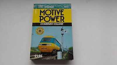 Ian Allan ABC Motive Power Combined Volume 1982 Excellent Cond No Marks Hardback