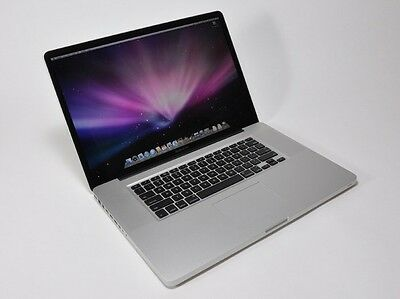 """MacBook Pro 17"""" (2009) -2.8Ghz, 4GB RAM, 500GB HD - Great Condition + extras"""