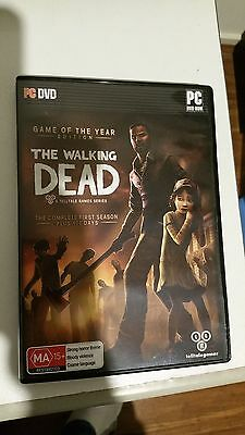 The Walking Dead: A Telltale Game Series GOTY edition PC