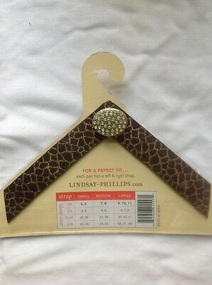 Lindsay Phillips Switchflops Strap, Avery, Small
