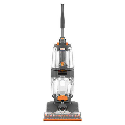 Vax W85-PP-T 1200W Dual Power Pro Bagless Carpet Washer Cleaner in Grey & Orange