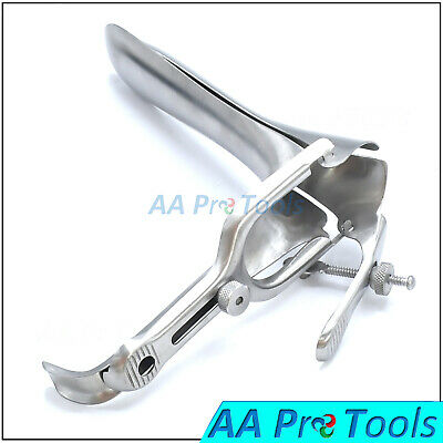 AA Pro: Graves Vaginal Speculum (Size Large) Gynecology Instruments