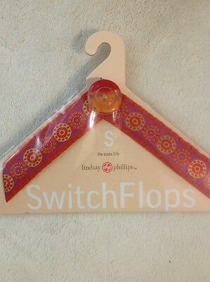 Lindsay Phillips Switchflops Strap, Marianne, Small