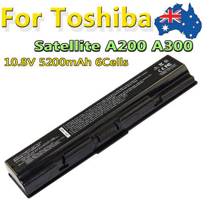 Laptop Battery For Toshiba Satellite A200 A210 A300 A350 A500 L300 L400 L500