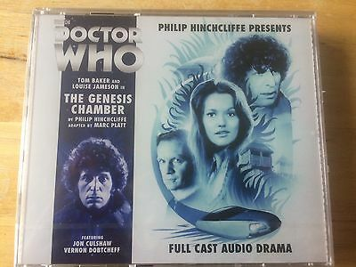 Doctor Who: The Genesis Chamber Philip Hinchcliffe Presents. Big Finish