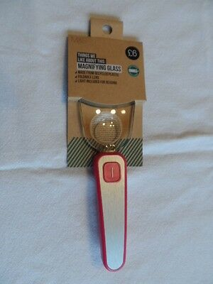 M&S Magnifying Glass with Light