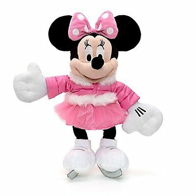 Minnie Mouse Soft Toy Doll