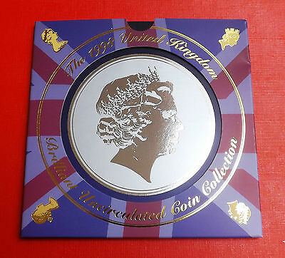 1998 Brilliant Uncirculated Decimal Coin Set All Packaging And Paperwork