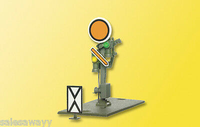 Viessmann 4408 Form distant signal, Blade and Arm moveable, N