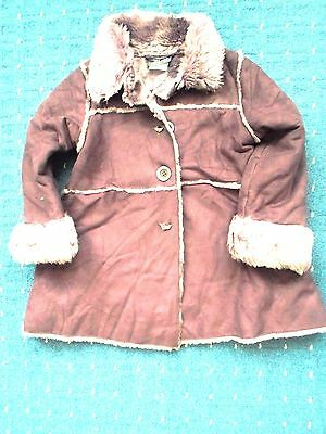 Winter coat for girls 2-3 years old