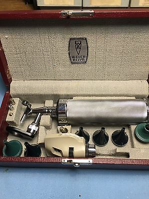Welch Allyn Ophthalmoscope And Otoscope Set