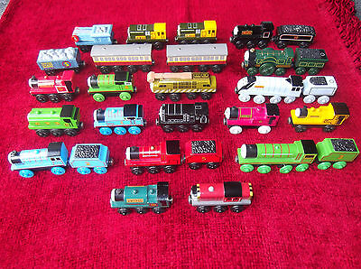 Thomas The Tank Engine Wooden Trains Various Trains Wooden Trains