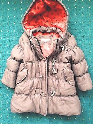 Winter coat for girls 2 years old
