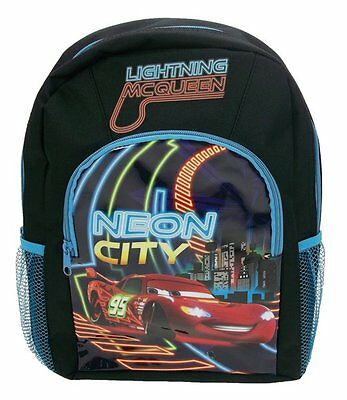Boys Disney Cars Lightening McQueen School Sports Bag Nursery Backpack