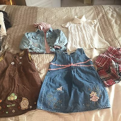 Bundle Of Girls Clothes Age 2-3 Next
