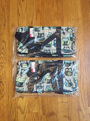 Lot Of Two Thirty One Medium Utility Tote In Owl Hoo's Happy. Brand New!