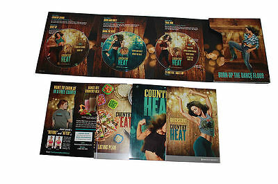 COUNTRY HEAT brand new, sealed, free shipping !!