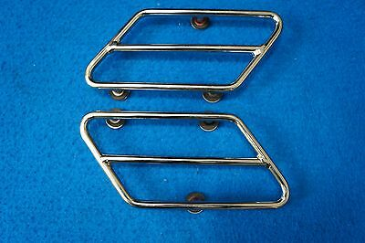Genuine Harley Ultra Electra Road King Street Glide Side Cover Trim Guards 93-16