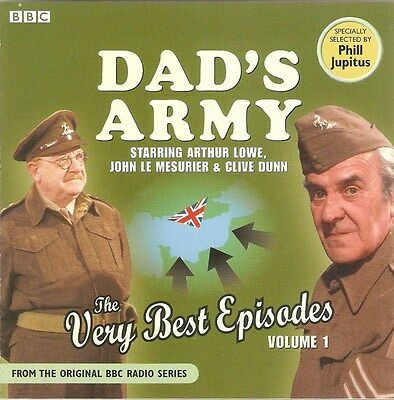 Perry & Croft - Dad's Army: The Very Best Episodes: Volume 1 (2xCD A/B 2006)