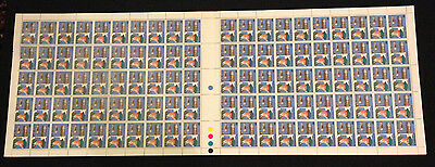 Full Sheet Australian MNH 1978 Australian Aviators - Harry Hawker 18c Stamps
