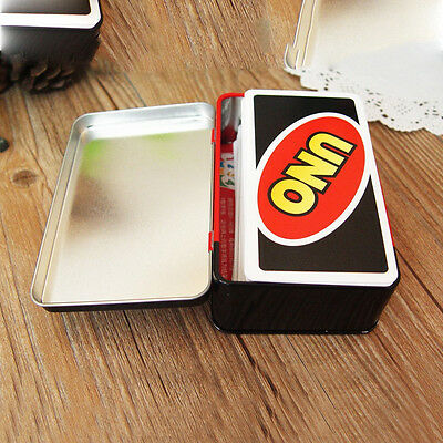 Brand New UNO 108 PCS Fun Family Action Playing Card Game Toys Nice Gifts