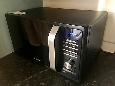 Samsung Microwave Oven With Grill, Black