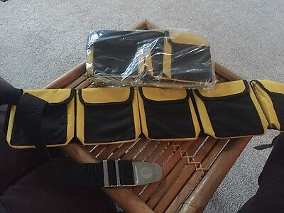 Diving Belts Black And Yellow