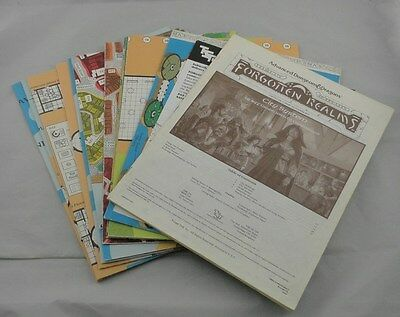 Advanced Dungeons & Dragons City System Waterdeep City of Splendors AD&D TSR1040