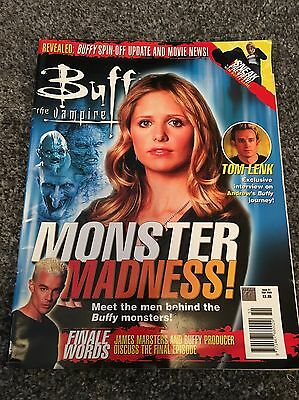 Buffy The Vampire Slayer Magazine Issue 51